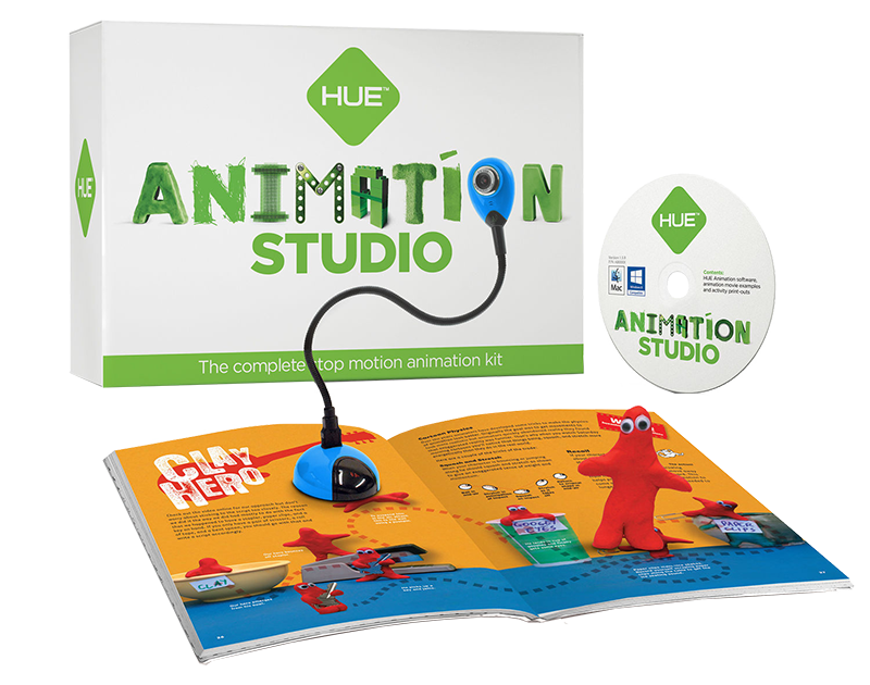 HUE Animation Studio Cámara Trilogic Edu